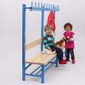Kinder-Umkleidebänke