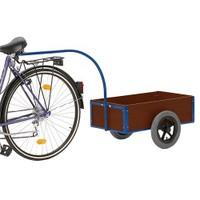 Leichter Fahrradanhänger 14-1181 700x425mm, Tragkraft 150 kg   günstig bestellen bei assistYourwork