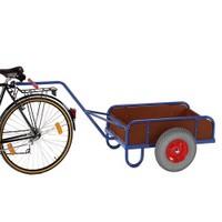 Fahrradanhänger mit Bordwand, 14-1391 1930x840mm, Tragkraft 400kg | günstig bestellen bei assistYourwork