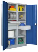 Zubehör: Einlegeboden für Schwerlastschrank, r: für Modell 366 (mit Trennwand) - Traglast je 200kg | günstig bestellen bei assistYourwork
