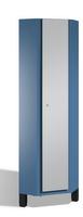 Eckschrank S 6000 CAMBIO, durchgehende Stahltür, einwandig | günstig bestellen bei assistYourwork