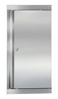 CABINOX Hänge-Edelstahlschrank, 470-020-11, HxBxT 900x450x400mm | günstig bestellen bei assistYourwork