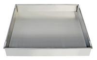Zubehör CABINOX Edelstahl-Wannenboden 470-050-03 BxT 450x400mm   günstig bestellen bei assistYourwork