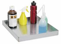 Zubehör Auffangwanne für Umweltschränke,, 7560060, 70x415x470mm, mit ÜHP | günstig bestellen bei assistYourwork