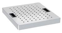 Zubehör Lochblech-Inlay für Auffangwanne 7560510, 40x405x435mm   günstig bestellen bei assistYourwork