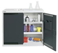 Umweltschrank BP-2, 7597071, HxBxT 900x1000x500mm, 2 Auffangwannen  | günstig bestellen bei assistYourwork