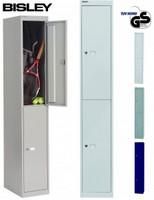 Garderobenschrank OFFICE CLK182 2 Fächer, 1802x305x457mm | günstig bestellen bei assistYourwork