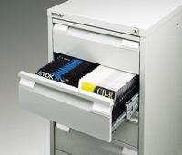 Karteischrank DF6, 6 Schubladen dreibahnig, DIN A5 | günstig bestellen bei assistYourwork