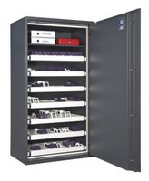 FORMAT Brandschutzschrank Office Data Star 580, HxBxT 1750x930x648mm | günstig bestellen bei assistYourwork