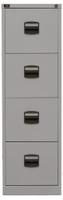 Hängeregisterschrank LIGHT CDF4FF, 4 HR-Schubladen, doppelbahnig, flache Front | günstig bestellen bei assistYourwork