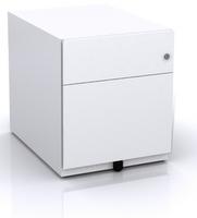 Rollcontainer mit Griffleiste NWA79M7SF 495x420x775mm | günstig bestellen bei assistYourwork