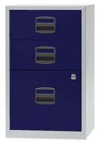 Beistellschrank PFA3 3 Schubladen, HxBxT 672x413x400mm | günstig bestellen bei assistYourwork