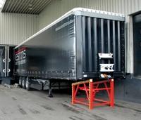Verladestütze Typ VS für LKW, Be- und Entladung bis 25 t | günstig bestellen bei assistYourwork