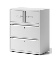 Kombination YECO0810 2 Türen á H 267mm, 2 Schubladen á H 304mm   günstig bestellen bei assistYourwork
