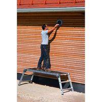 Zarges Arbeitsplattform 42303, Holzbelag, Modell Workmaster Plus P | günstig bestellen bei assistYourwork