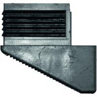 Ersatzteil-Leitern:  Innenschuh 800243 - hinten, Holm-Außenmaß 68 x 20 mm | günstig bestellen bei assistYourwork