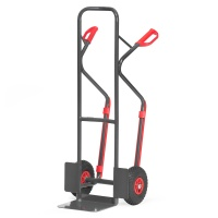 FETRA Grey Edition Stahlrohrkarre B1330L-7016 Tragkraft 300kg | günstig bestellen bei assistYourwork