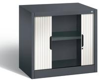 Omnispace Beistellschrank mit Rollladen 3251-00 720x800x420mm, 1 Ordnerhöhe + Restfach  | günstig bestellen bei assistYourwork