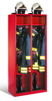 Evolo Feuerwehrschrank 48015-221 2 Abteile á 400mm, ohne Wertfach | günstig bestellen bei assistYourwork