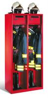 Evolo Feuerwehrschrank 48115-22 2 Abteile á 400mm, mit Wertfach | günstig bestellen bei assistYourwork