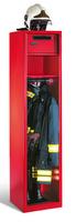 Evolo Feuerwehrschrank 48015-12 1 Abteil á 400mm, mit Wertfach und Zusatzfach | günstig bestellen bei assistYourwork