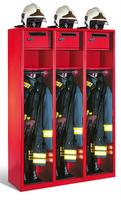 Evolo Feuerwehrschrank 48015-32 3 Abteile á 400mm, mit Wertfach und Zusatzfach | günstig bestellen bei assistYourwork