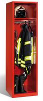 Evolo Feuerwehrschrank 48215-121 1 Abteil á 400mm, ohne Wertfach | günstig bestellen bei assistYourwork