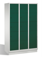 Select Wertsachenschrank 1-100300, mit Sockel 3x5 Fächer, Abteilbreite 400mm, | günstig bestellen bei assistYourwork