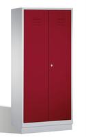 Select Garderobenspind 1-100257 auf Sockel, 2 Abteile für 1 Person, Abteilbreite 400mm | günstig bestellen bei assistYourwork