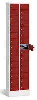 Intro Kleingefachschrank mit Sockel 80700-201 30 Fächer (2x15), HxBxT 1950x460x200mm | günstig bestellen bei assistYourwork
