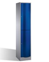 Select Resisto Großraum-Schließfachschrank 1-100508 2 Fächer, 1950x396x540mm | günstig bestellen bei assistYourwork