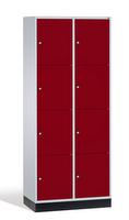 Select Intro Schließfachschrank 1-100475 8 Fächer, HxBxT 1950x620x480-500mm | günstig bestellen bei assistYourwork