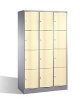 Select Resisto Schließfachschrank 1-100501 12 Fächer, HxBxT 1950x1150x640mm | günstig bestellen bei assistYourwork