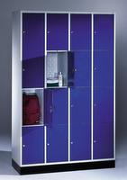 Select Intro Schließfachschrank 1-100477 16 Fächer, HxBxT 1950x1220x480-500mm | günstig bestellen bei assistYourwork