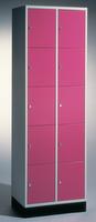 Select Intro Großraum-Schließfachschrank 1-100472 10 Fächer, 1950x820x590mm | günstig bestellen bei assistYourwork