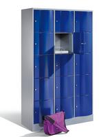 Resisto Schließfachschrank 8570-372 15 Fächer, HxBxT 1950x1150x540mm | günstig bestellen bei assistYourwork