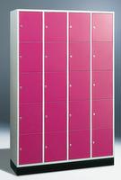 Select Intro Schließfachschrank 1-100480 20 Fächer, HxBxT 1950x1220x480-500mm | günstig bestellen bei assistYourwork