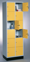Select Intro Schließfachschrank 1-100481 12 Fächer, HxBxT 1950x620x480-500mm | günstig bestellen bei assistYourwork