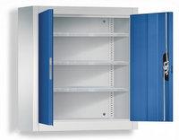 Hängeschrank, HxBxT 830 x 700 x 300 mm, mit 3 Einlegeböden | günstig bestellen bei assistYourwork