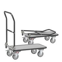 FETRA GREY EDITION Klappwagen 1132-7016 Tragkraft 250 kg, 815x470x930mm | günstig bestellen bei assistYourwork