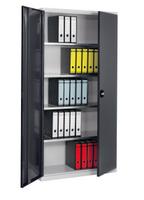ErgoPlus® Systemschrank H x B 1950 x 1000 mm, Serie 400 - T 410 mm | günstig bestellen bei assistYourwork