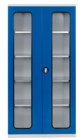 ErgoPlus® Systemschrank Serie 500 H x B 1950 x 1000 mm T 500 mm, Modell 1 | günstig bestellen bei assistYourwork