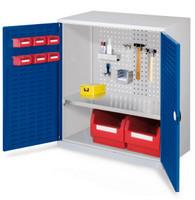 ®RasterPlan Werkzeugschrank Modell 2 H x B 1000 x 1000 mm Tiefe 500 mm | günstig bestellen bei assistYourwork