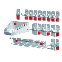 ®RasterPlan Werkzeughaltersortiment mit ABAX-Verbindung 15-teilig | günstig bestellen bei assistYourwork