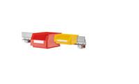 ®RasterPlan Werkzeughalter mit ABAX-Verbindung Lagersichtkastenhalter f. Kastengröße 7 und 8   günstig bestellen bei assistYourwork
