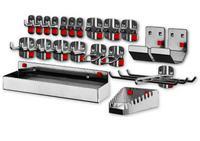 ®RasterPlan Werkzeughaltersortiment mit ABAX-Verbindung 21-teilig   günstig bestellen bei assistYourwork