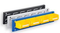 ®RasterPlan Wandschiene Schlitzplatte Set 1 L x H 460 x 100 mm | günstig bestellen bei assistYourwork