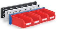 ®RasterPlan Wandschiene Schlitzplatte Set 4 L x H 460 x 100 mm   günstig bestellen bei assistYourwork