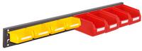 ®RasterPlan Wandschiene Schlitzplatte Set 14 L x H 920 x 100 mm | günstig bestellen bei assistYourwork
