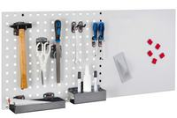 LogoChart® Lager Set 1 Board mit abwischbarem Beschriftungsfeld | günstig bestellen bei assistYourwork